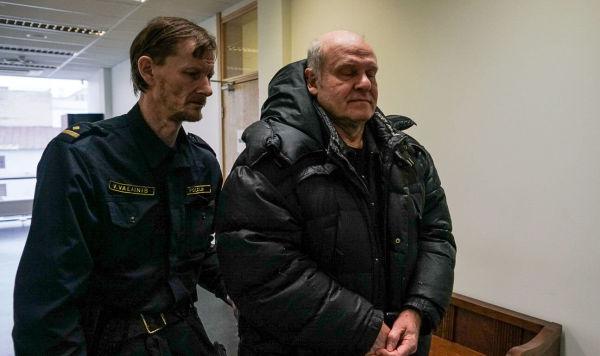 Олег Бурак перед началом суда, 15 февраля 2019