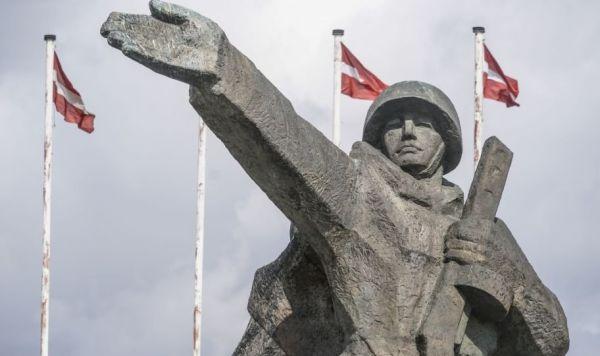 Памятник Освободителям Риги