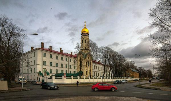 храм Успения Пресвятой Богородицы Рижской Гребенщиковской старообрядческой общины