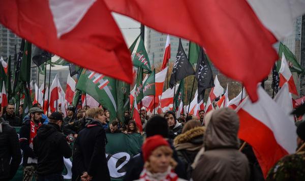 Захарова отреагировала нарезолюцию сейма Польши оначале 2-ой  мировой