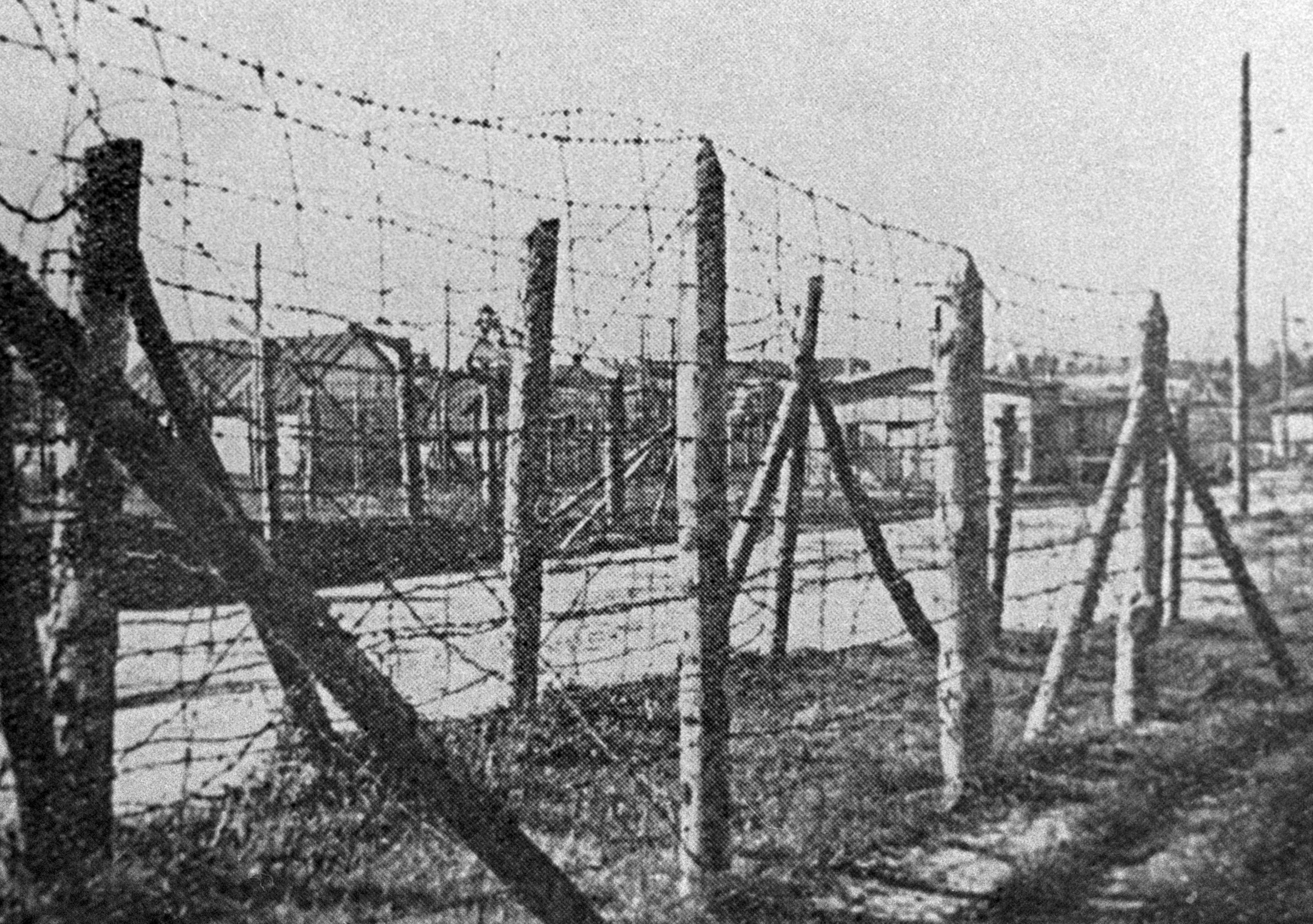 Концентрационный лагерь Саласпилс (концлагерь