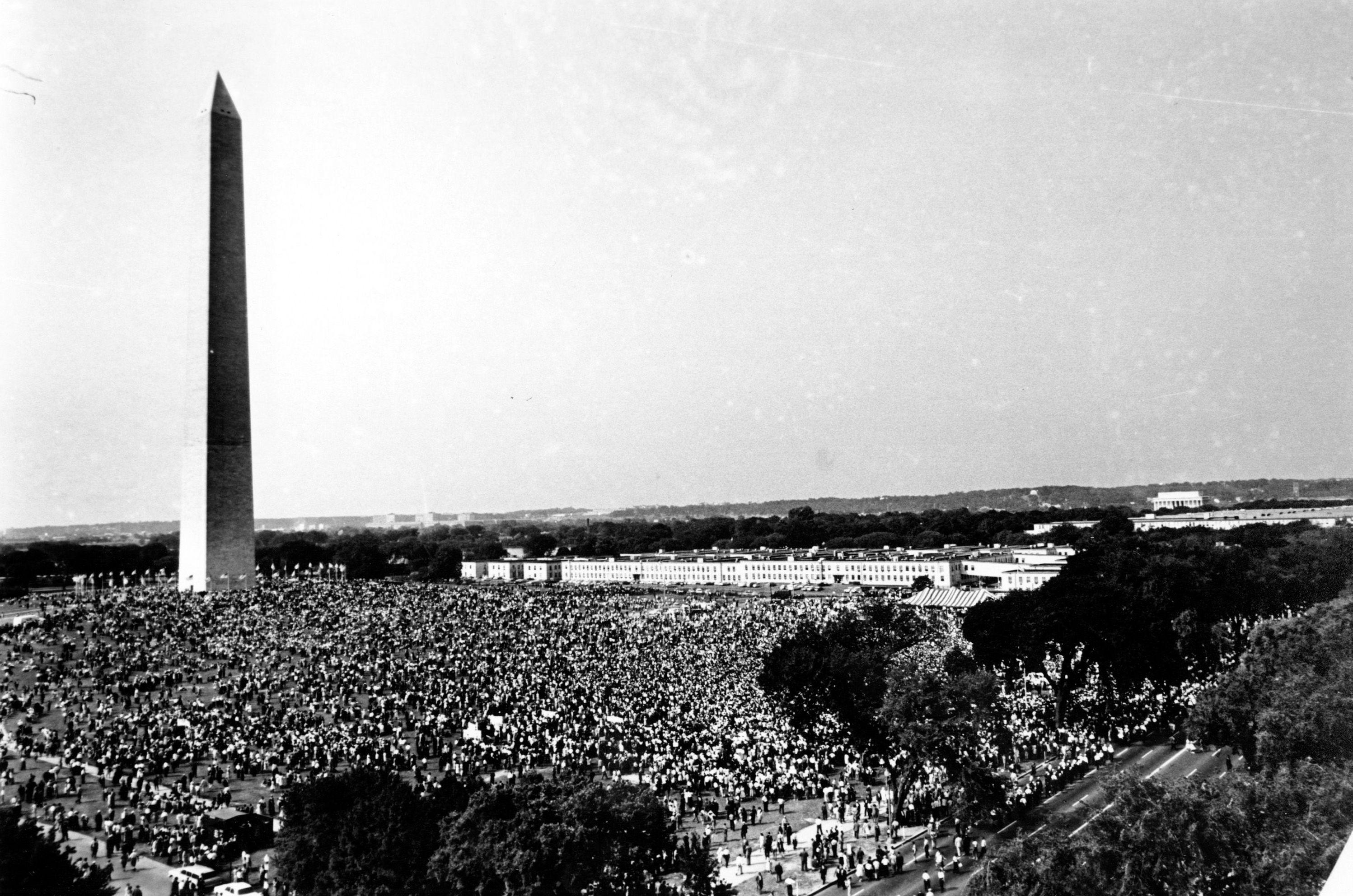 Марш на Вашингтон за рабочие места и свободу, 28 августа 1963 года