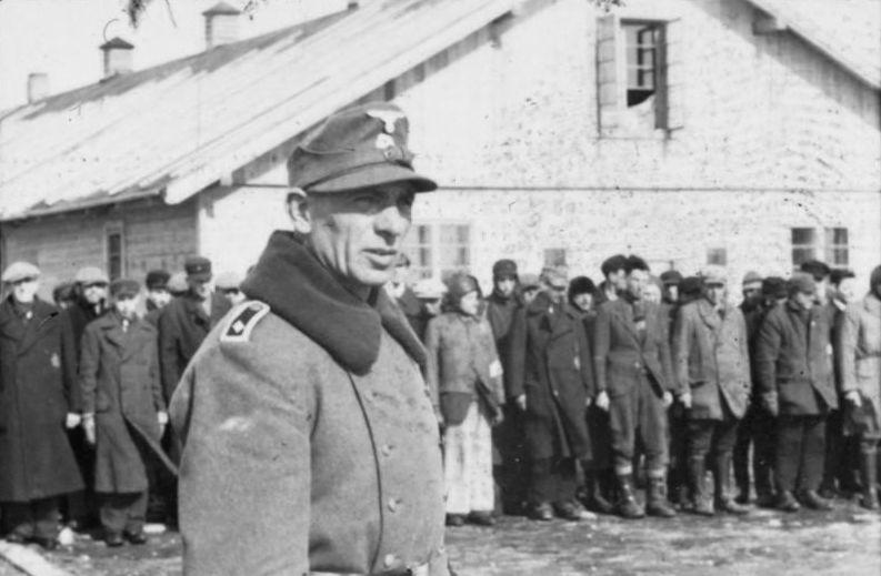 Саласпилсский концлагерь, 1941 год