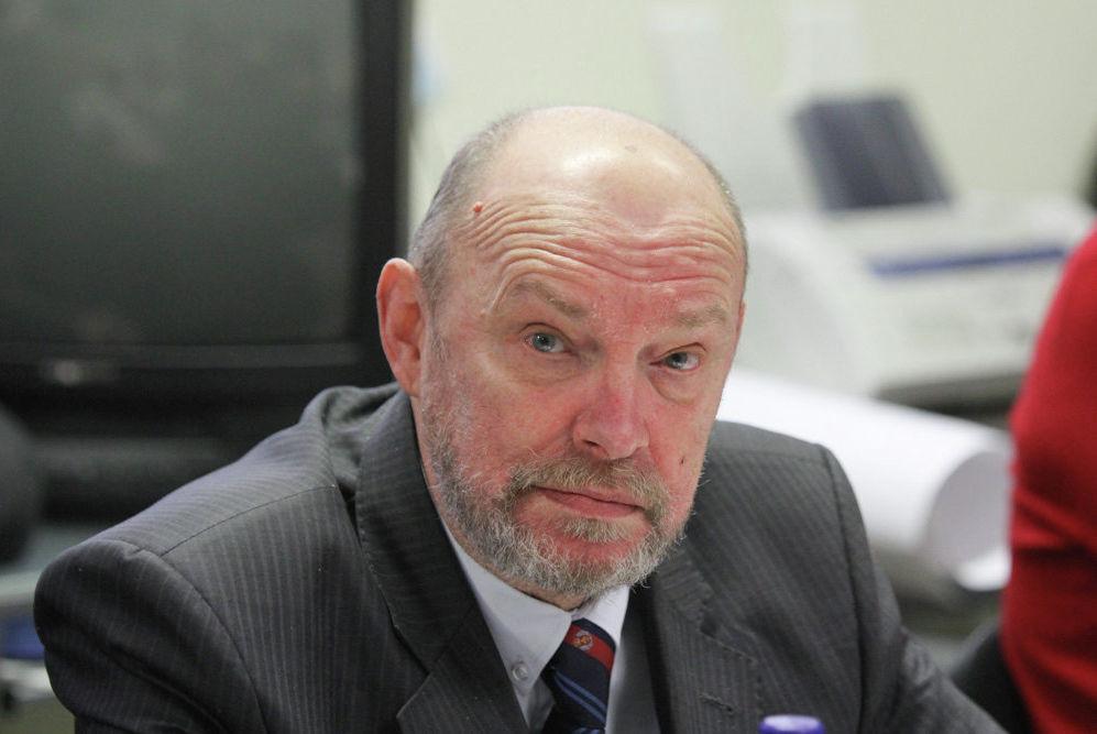 Владимир Бузаев.