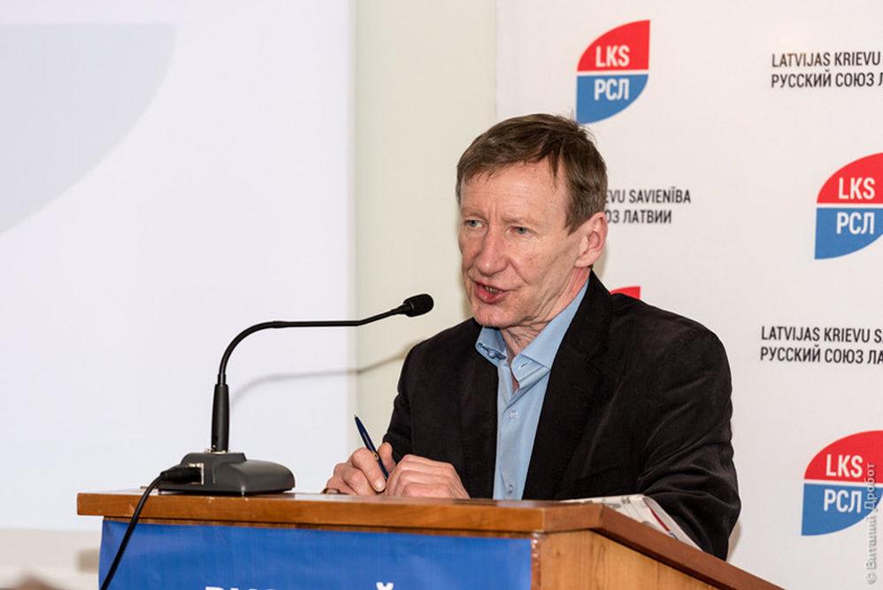 Юрий Петропавловский