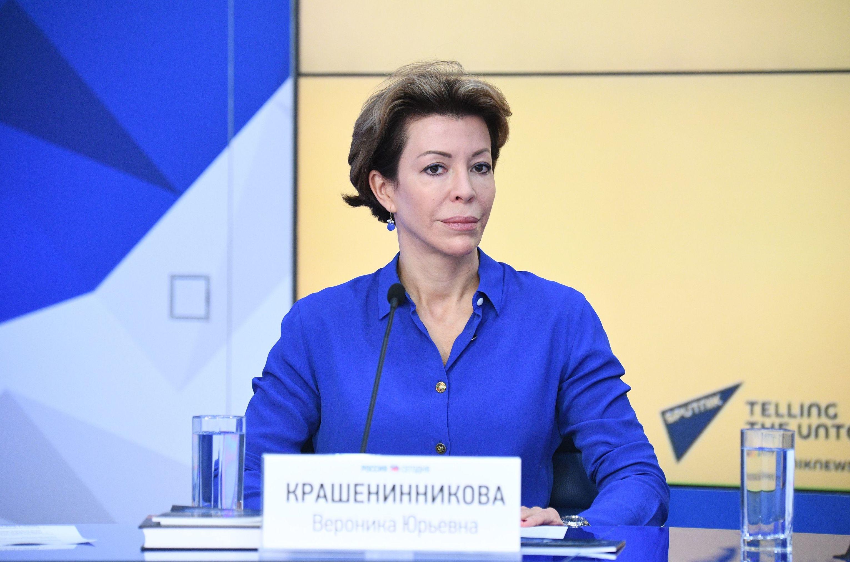 Руководитель Института внешнеполитических исследований и инициатив Вероника Крашенинникова