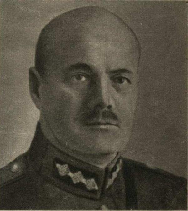 Фотография Роберта Клявиньша в Atpūta Nr.817 от 28 июня 1940 года