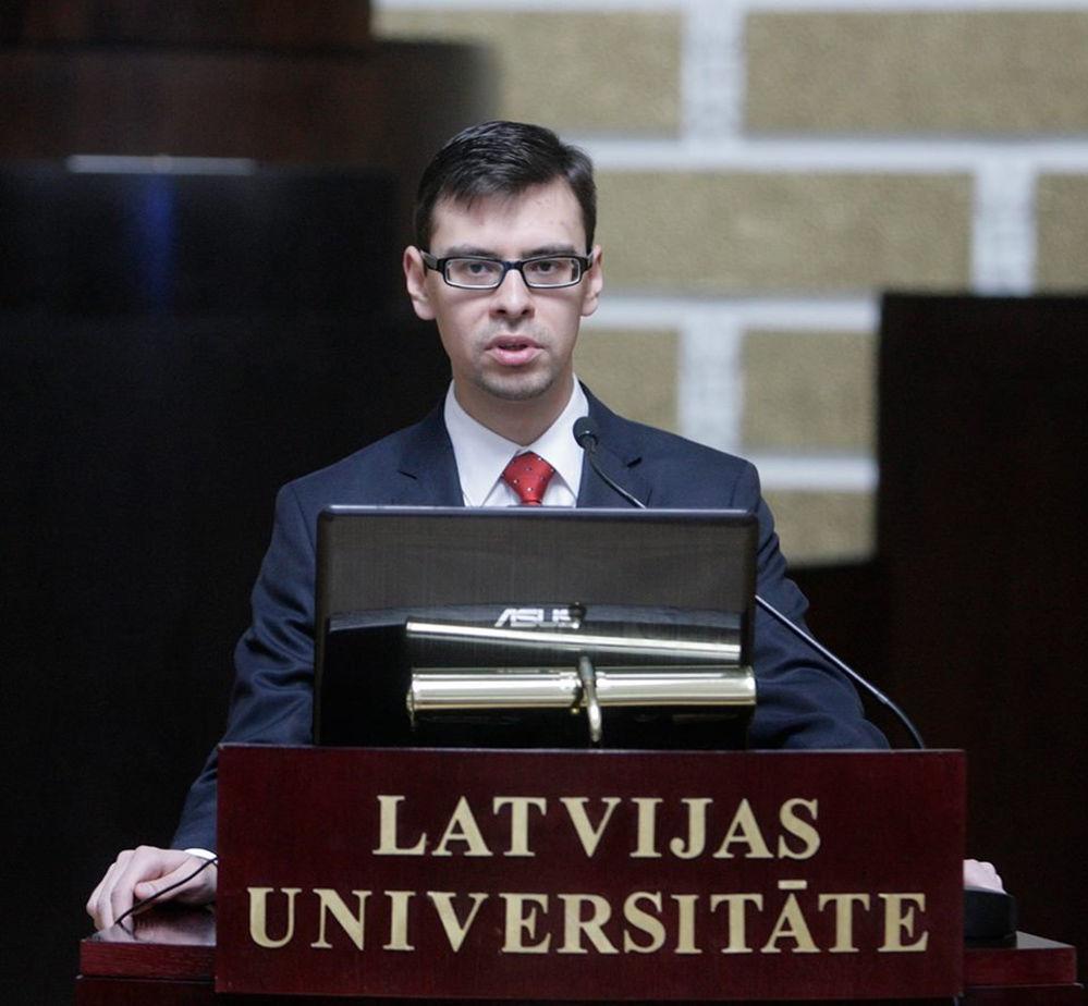 Советник фракции Европейского парламента «Зеленые–Европейский свободный альянс», юрист – международник Алексей Димитров