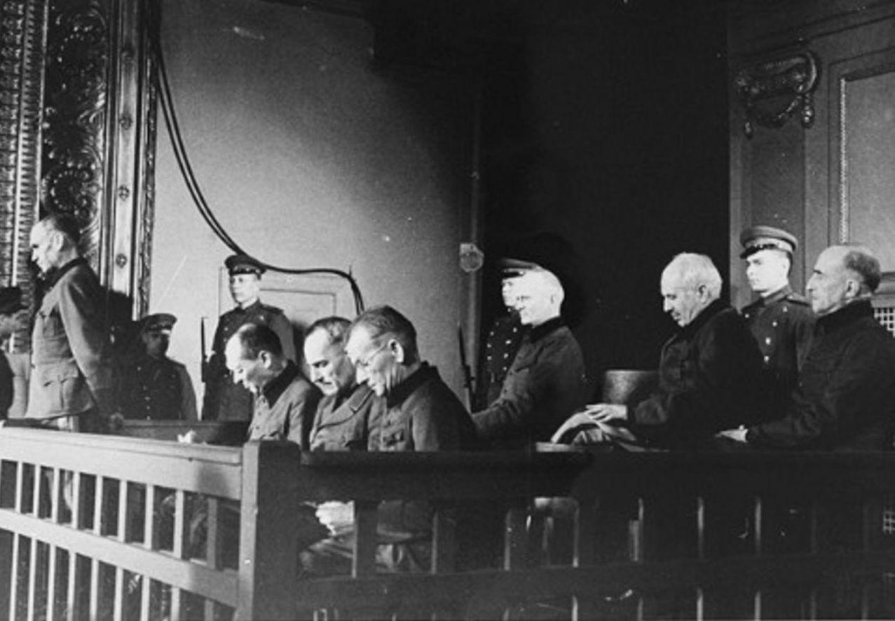 Рижский судебный процесс, 1946 год