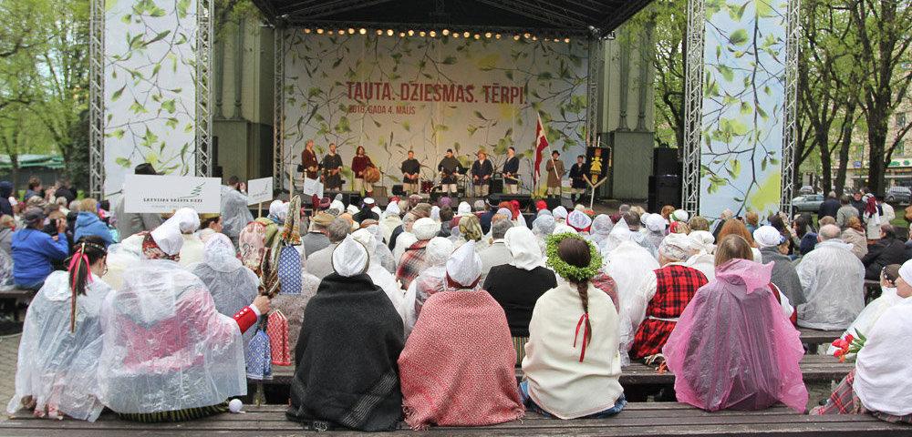 Латвия отмечает национальный праздник — День восстановления независимости Латвийской Республики.