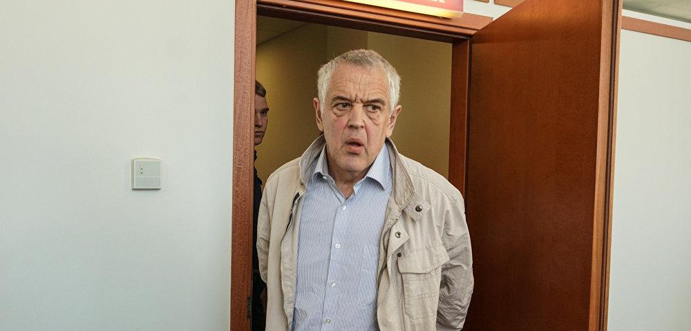 Суд над Александром Гапоненко, 23 августа 2018