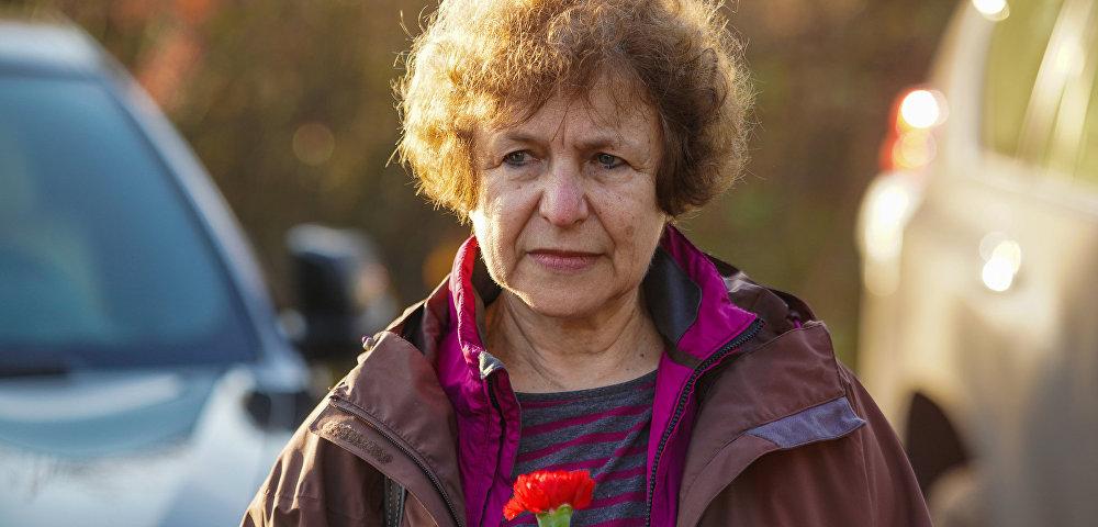 Татьяна Жданок, лидер Русского союза Латвии