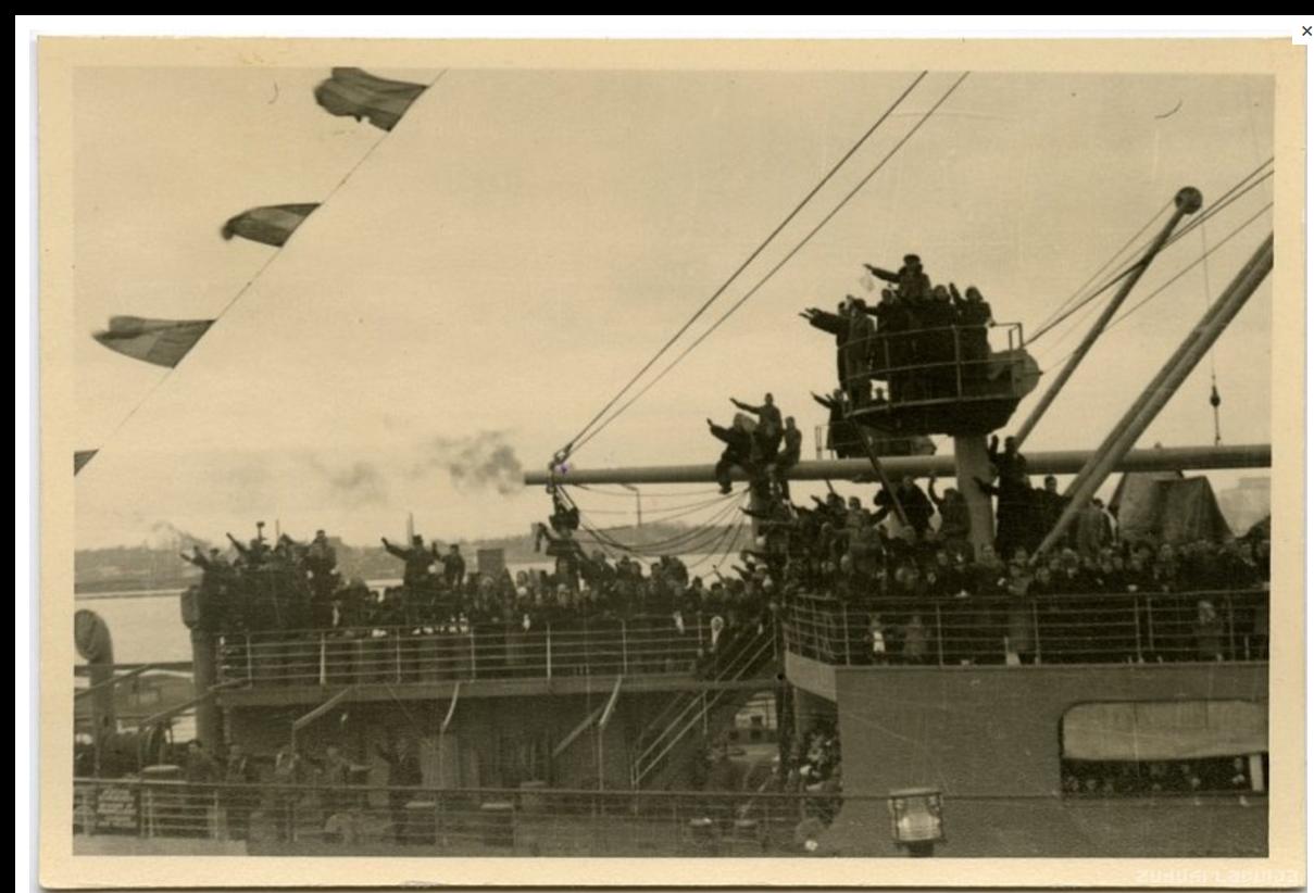 Репатриация немцев из Латвии в 1939-40 годы