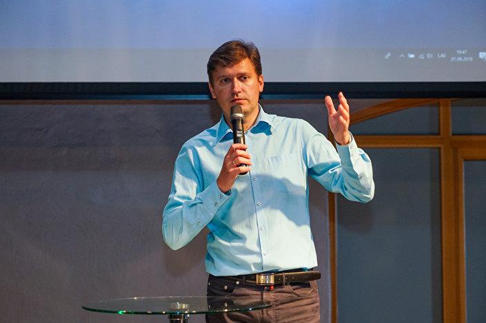 Константин Чекушин